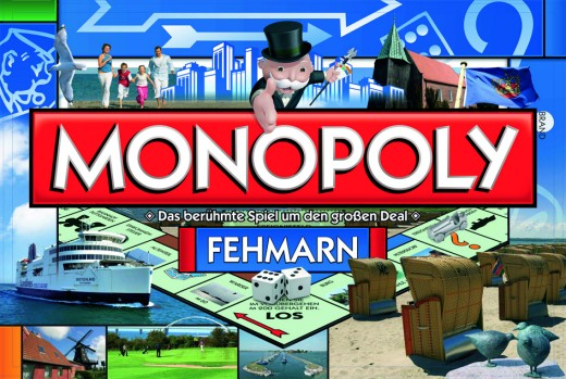Fehmarn Monopoly