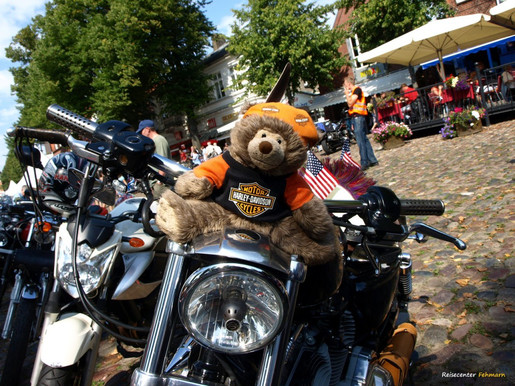 Fehmarn Day of American Bikes 2011