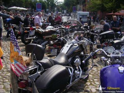 Days of American Bikes 2005